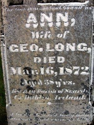 LONG, ANN - Black Hawk County, Iowa | ANN LONG