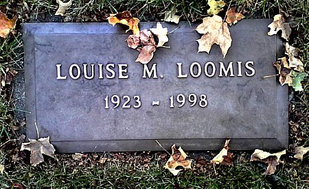 LOOMIS, LOUISE M. - Black Hawk County, Iowa | LOUISE M. LOOMIS