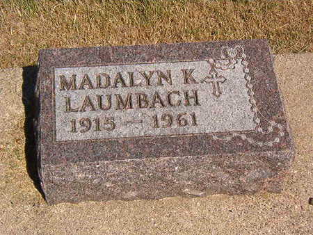 LUMBACH, MADALYN K. - Black Hawk County, Iowa | MADALYN K. LUMBACH