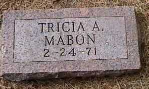 MABON, TRICIA A. - Black Hawk County, Iowa | TRICIA A. MABON