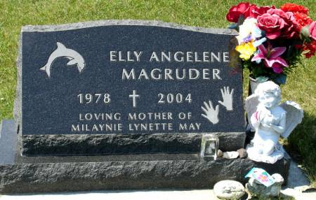 MAGRUDER, ELLY ANGELENE - Black Hawk County, Iowa | ELLY ANGELENE MAGRUDER