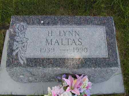 MALTAS, H. LYNN - Black Hawk County, Iowa | H. LYNN MALTAS