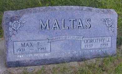 MALTAS, DOROTHY J. - Black Hawk County, Iowa | DOROTHY J. MALTAS