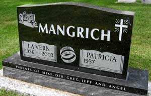 MANGRICH, LAVERN - Black Hawk County, Iowa | LAVERN MANGRICH