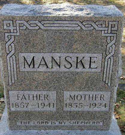 MANSKE, FATHER - Black Hawk County, Iowa | FATHER MANSKE
