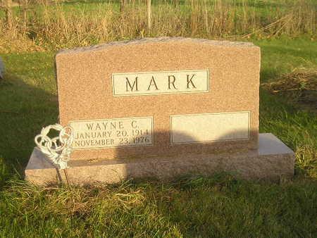 MARK, WAYNE C - Black Hawk County, Iowa | WAYNE C MARK
