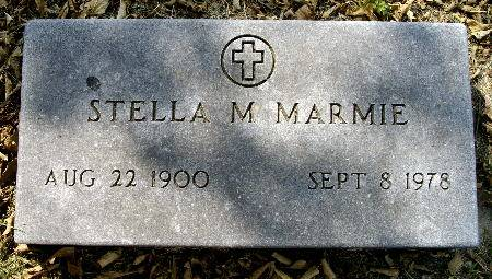 MARMIE, STELLA M. - Black Hawk County, Iowa | STELLA M. MARMIE