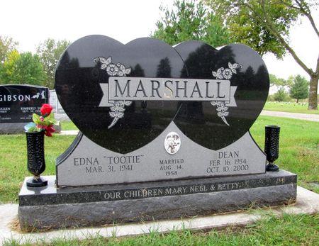 MARSHALL, DEAN - Black Hawk County, Iowa | DEAN MARSHALL
