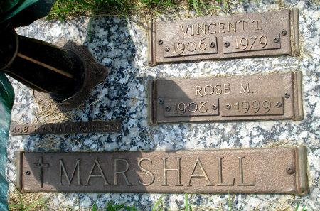 MARSHALL, VINCENT T. - Black Hawk County, Iowa | VINCENT T. MARSHALL