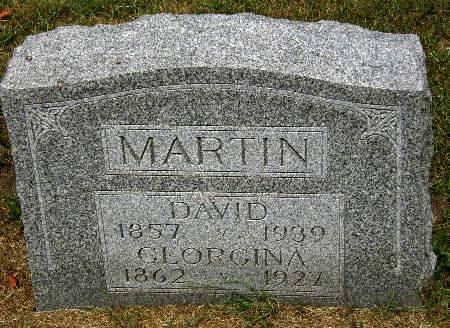 MARTIN, GEORGINA - Black Hawk County, Iowa | GEORGINA MARTIN