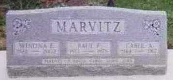 MARVITZ, WINONA E. - Black Hawk County, Iowa | WINONA E. MARVITZ