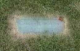 MASON, CARSON T. - Black Hawk County, Iowa | CARSON T. MASON