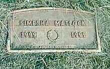 MATLOCK, SIMESHA - Black Hawk County, Iowa | SIMESHA MATLOCK