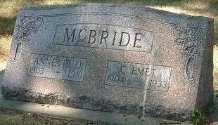 MARKUSSEN MCBRIDE, ANNETTE O. - Black Hawk County, Iowa | ANNETTE O. MARKUSSEN MCBRIDE