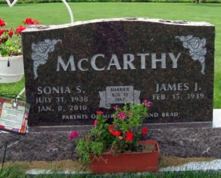 MCCARTHY, SONIA S. - Black Hawk County, Iowa   SONIA S. MCCARTHY