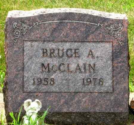 MCCLAIN, BRUCE A. - Black Hawk County, Iowa   BRUCE A. MCCLAIN