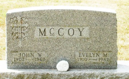 MCCOY, EVELYN M. - Black Hawk County, Iowa | EVELYN M. MCCOY