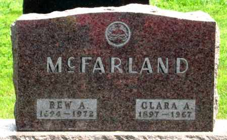 MCFARLAND, CLARA A. - Black Hawk County, Iowa | CLARA A. MCFARLAND