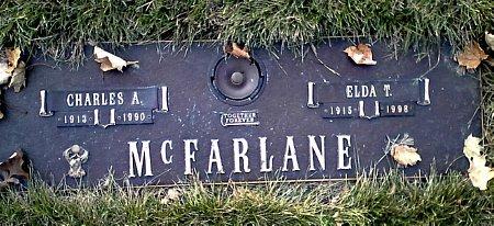 MCFARLANE, CHARLES A. - Black Hawk County, Iowa | CHARLES A. MCFARLANE