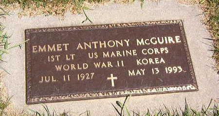 MCGUIRE, EMMET  ANTHONY - Black Hawk County, Iowa | EMMET  ANTHONY MCGUIRE