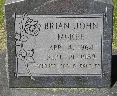 MCKEE, BRIAN JOHN - Black Hawk County, Iowa | BRIAN JOHN MCKEE