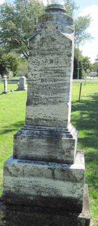 MCKELLAR, MARY - Black Hawk County, Iowa | MARY MCKELLAR