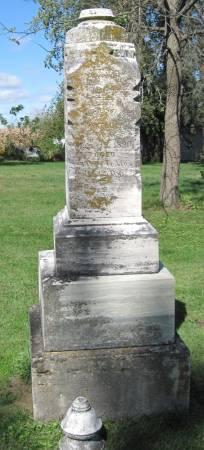 MCKELLAR, NELSON - Black Hawk County, Iowa | NELSON MCKELLAR