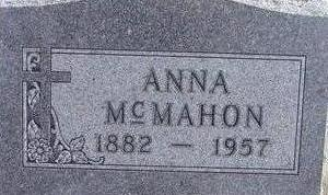 MCMAHON, ANN - Black Hawk County, Iowa | ANN MCMAHON