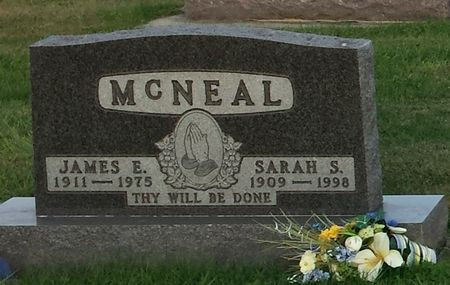 MCNEAL, JAMES E. - Black Hawk County, Iowa   JAMES E. MCNEAL