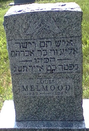 MELMOOD, LOUIS - Black Hawk County, Iowa | LOUIS MELMOOD