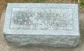 MESSERLY, LUCY - Black Hawk County, Iowa | LUCY MESSERLY
