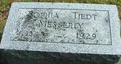MESSERLY, SOPHIA - Black Hawk County, Iowa | SOPHIA MESSERLY