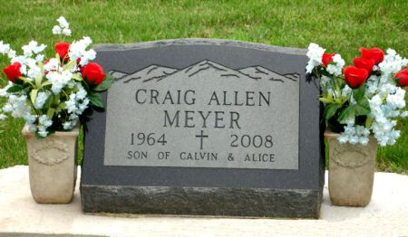 MEYER, CRAIG ALLEN - Black Hawk County, Iowa | CRAIG ALLEN MEYER