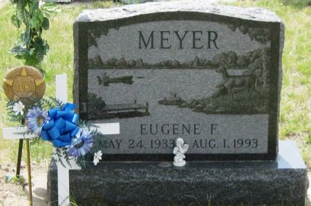 MEYER, EUGENE F. - Black Hawk County, Iowa | EUGENE F. MEYER
