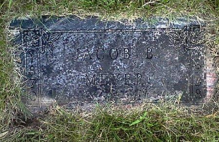 MEYER, JACOB B. - Black Hawk County, Iowa | JACOB B. MEYER