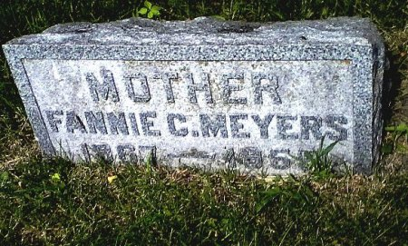 MEYERS, FANNIE C. - Black Hawk County, Iowa | FANNIE C. MEYERS