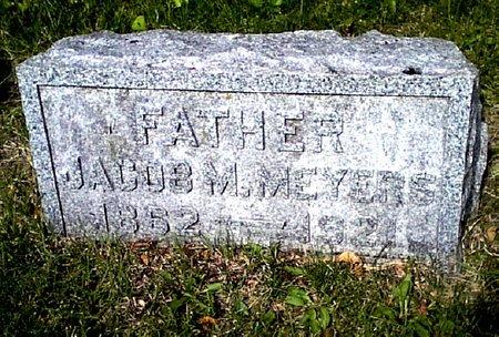 MEYERS, JACOB M. - Black Hawk County, Iowa | JACOB M. MEYERS