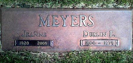 MEYERS, DURLIN E. - Black Hawk County, Iowa | DURLIN E. MEYERS