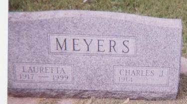 MEYERS, CHARLES J. - Black Hawk County, Iowa | CHARLES J. MEYERS