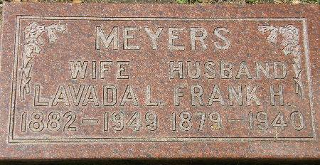 MEYERS, FRANK H. - Black Hawk County, Iowa | FRANK H. MEYERS