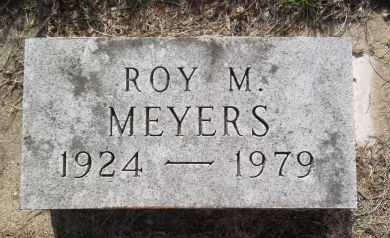MEYERS, ROY M. - Black Hawk County, Iowa | ROY M. MEYERS