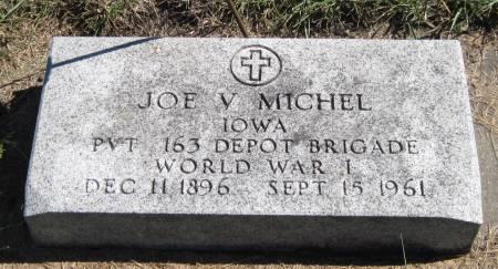 MICHEL, JOE V. - Black Hawk County, Iowa | JOE V. MICHEL