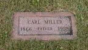 MILLER, CARL - Black Hawk County, Iowa | CARL MILLER