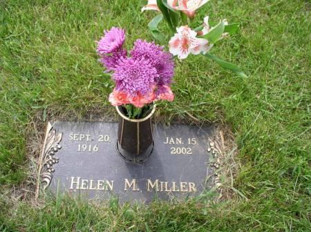BAILEY MILLER, HELEN MAUREEN - Black Hawk County, Iowa | HELEN MAUREEN BAILEY MILLER