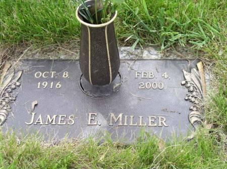 MILLER, JAMES EVERETT - Black Hawk County, Iowa | JAMES EVERETT MILLER