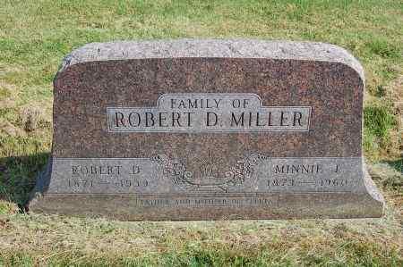 MILLER, MINNIE J. - Black Hawk County, Iowa | MINNIE J. MILLER
