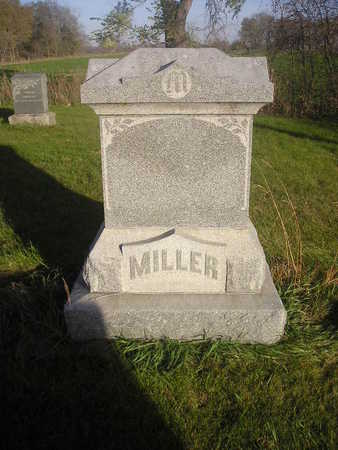 MILLER, SARAH - Black Hawk County, Iowa | SARAH MILLER
