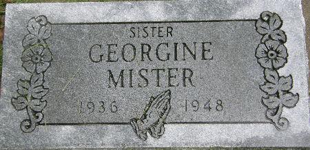 MISTER, GEORGINE - Black Hawk County, Iowa | GEORGINE MISTER