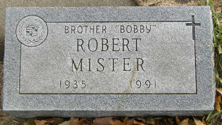 MISTER, ROBERT - Black Hawk County, Iowa | ROBERT MISTER