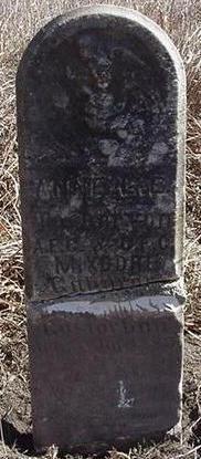 MIXDORF, ANNE - Black Hawk County, Iowa | ANNE MIXDORF